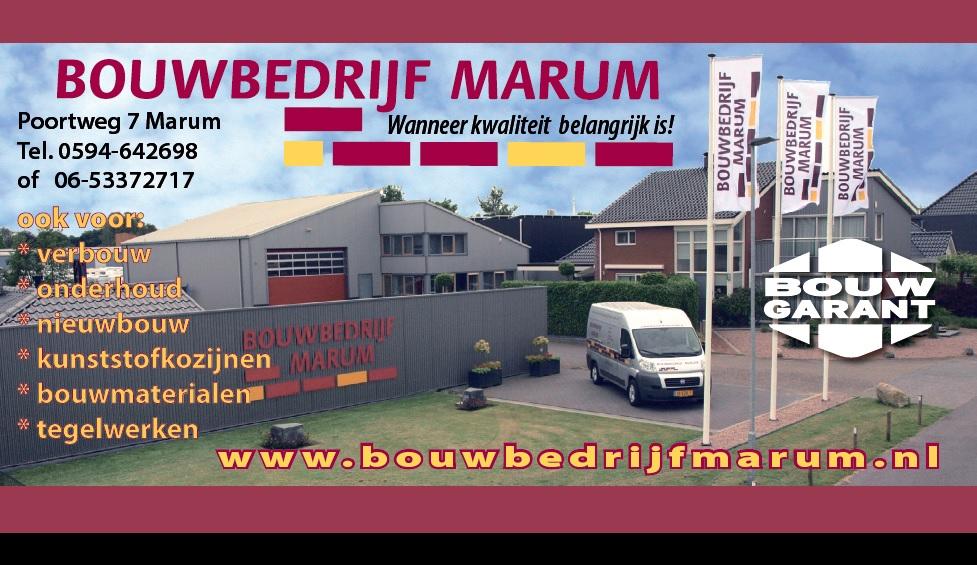 Bouwbedrijf Marum